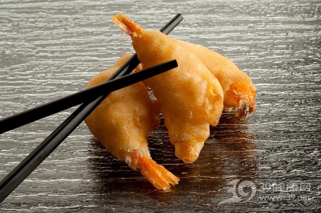 炸虾 虾 油炸 筷子_10527297_xxl