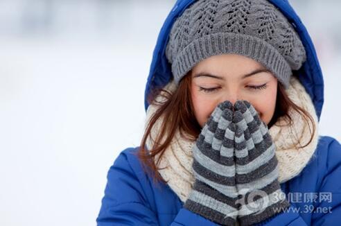 大冷天如何保護脆弱的臉頰