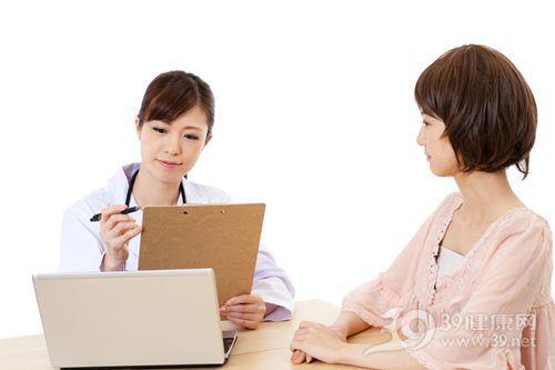 青年 女 医生 病人 咨询 看病_14715512_xxl