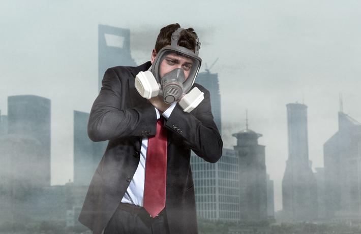 青年 男 污染 空气 雾霾 防毒面具 口罩_14317603_xxl