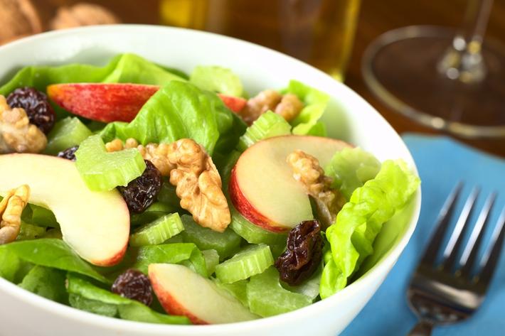 沙拉 核桃 苹果 蔬菜 木耳 凉拌_10708027_xxl