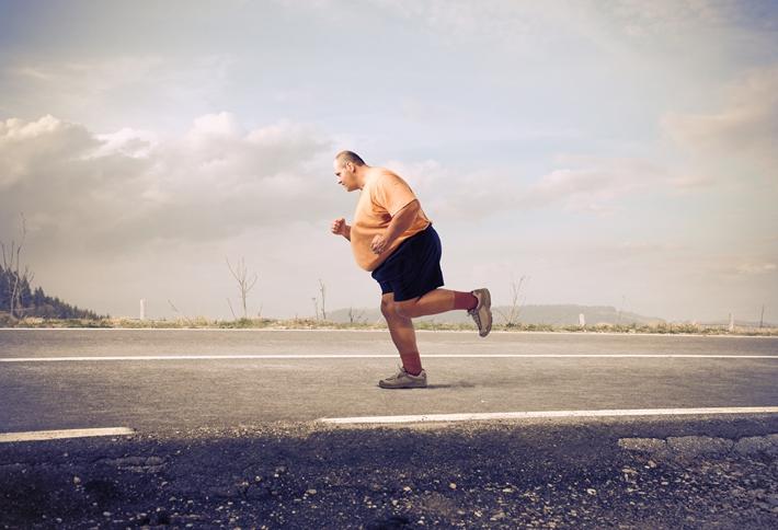 青年 男 运动 肥胖 减肥 跑步_13157861_xxl