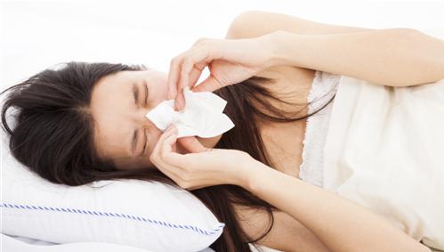 春天流感来袭 7种人最先倒下
