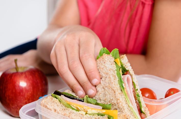 便当 饭盒 带饭 午餐 三明治 苹果 西红柿_16603425_xxl