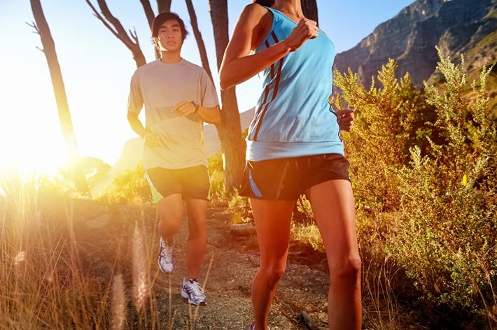 青年 男 女 跑步 运动_18911503_xxl