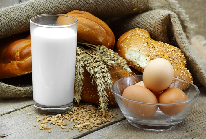 牛奶 鸡蛋 <a href=