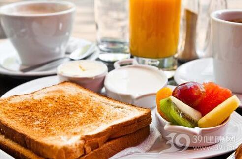 一份优质的早餐应包含这些食物