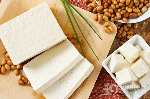 豆腐是一年四季都适用的补钙食物