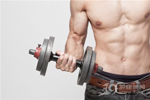 男人健身 要根据体型选择健身方案