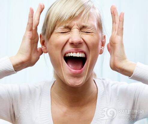 女人压力大易得5种妇科病