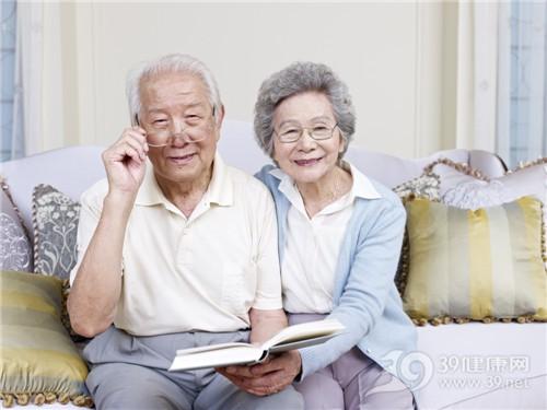 中老年 男 女 眼镜 阅读 看书 夫妻_20276133_xxl