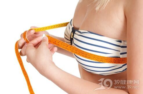 胸越大越漂亮?中国女性完美乳房计算标准