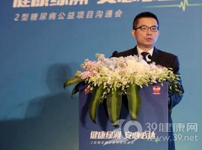 阿斯利康中国副总裁黄彬先生