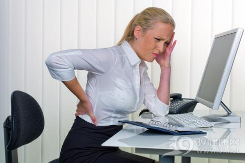 保持正确姿势才能预防腰背痛