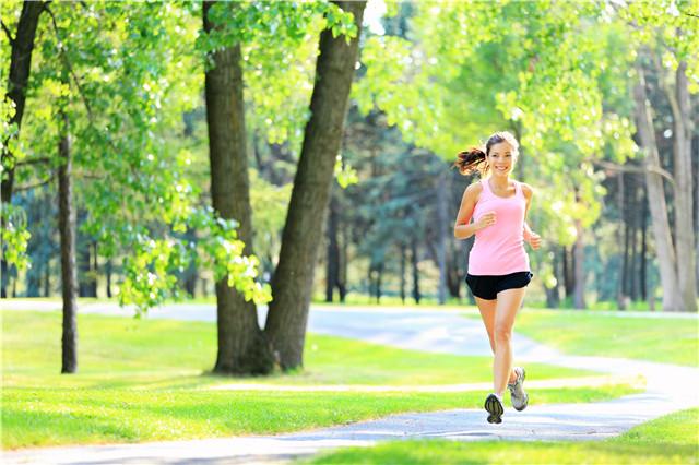 青年 女 运动 跑步 公园_13319074_xxl_副本2