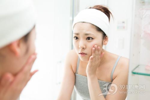 青年 女 护肤 美容 镜子_19628481_xxl