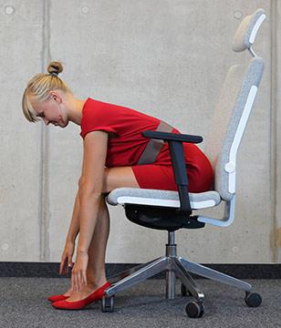 办公室简单有效的健身运动怎样做?