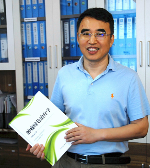 绿色治疗第一人胡凯文:期望给患者更好的生活状态
