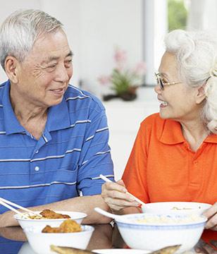 老年人营养比运动更重要