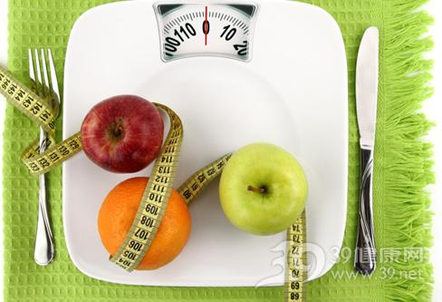 节食减肥吃多少热量才够?