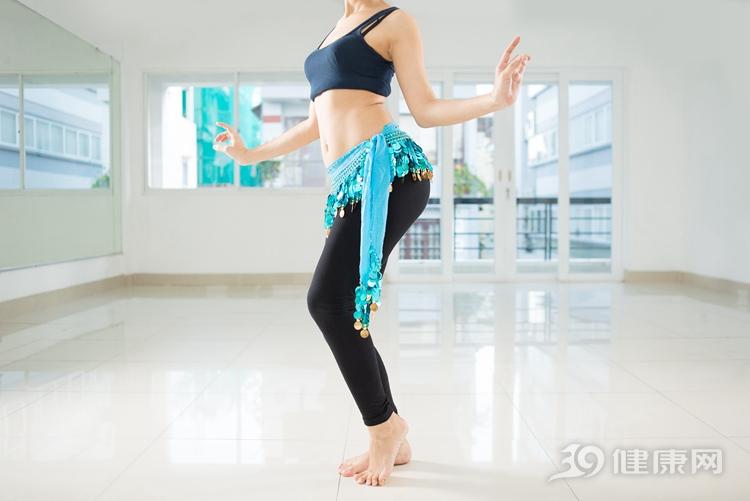 女人都该学肚皮舞!它可以减肥、塑形