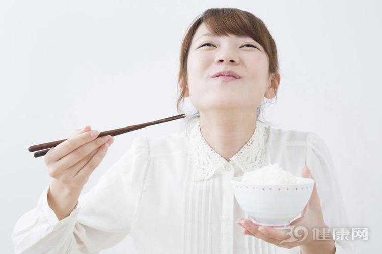 堅持4個原則,主食吃多也不胖人!身材好的都在執行