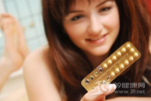 7类女性别吃避孕药