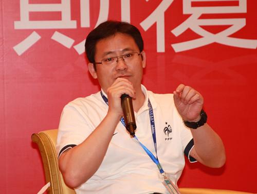 中国海王星辰CEO 张福祥-电商沙龙 新老颠覆者对话