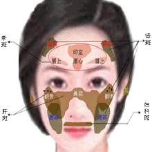 皮肤如何去黄_黄褐斑的症状图片,黄褐斑图片大全_黄褐斑_39疾病百科