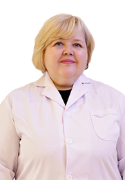 伊琳娜·波波娃 白癜风外籍专家涉外门诊部主任