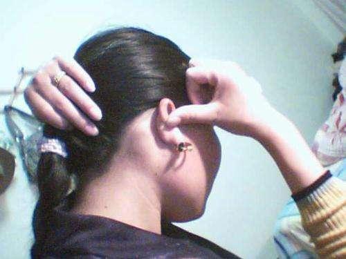 耳后淋巴结肿大
