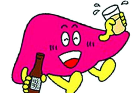 酒精性肝硬化
