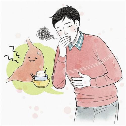 浅表性胃炎