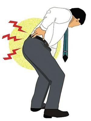 姿态性腰腿痛