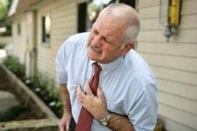 老年人心脏猝死
