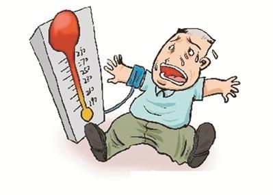 老年人原发性恶性高血压引起的恶性小动脉肾