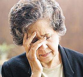 老年抑郁症