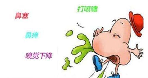 药物性鼻炎