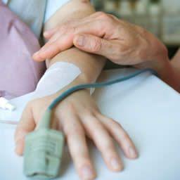老年癌症病人的急性感染