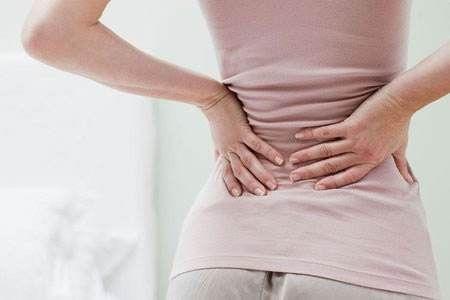 月经期间腰疼