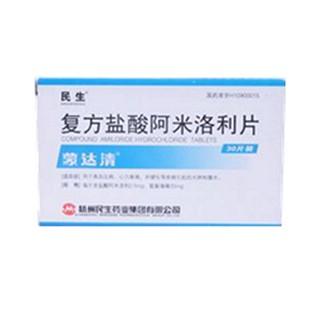 盐酸阿米洛利片