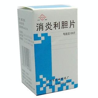 消炎利胆片
