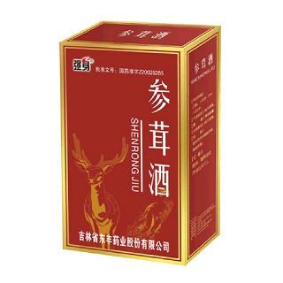 参茸酒(强身)