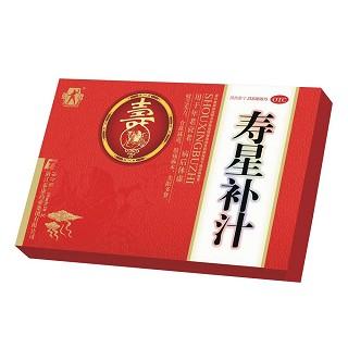 寿星补汁(蟠桃)