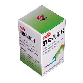 消炎利胆片(田大夫)