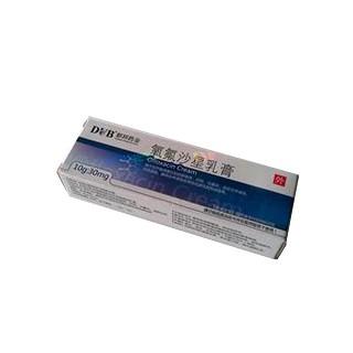 氧氟沙星乳膏