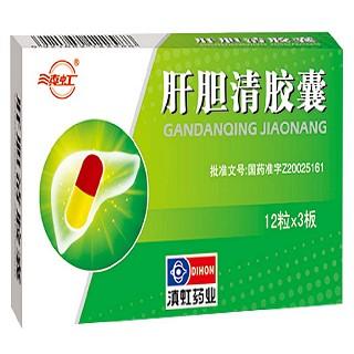 肝胆清胶囊(滇虹)