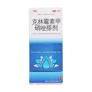克林霉素甲硝唑搽剂(愈芙)