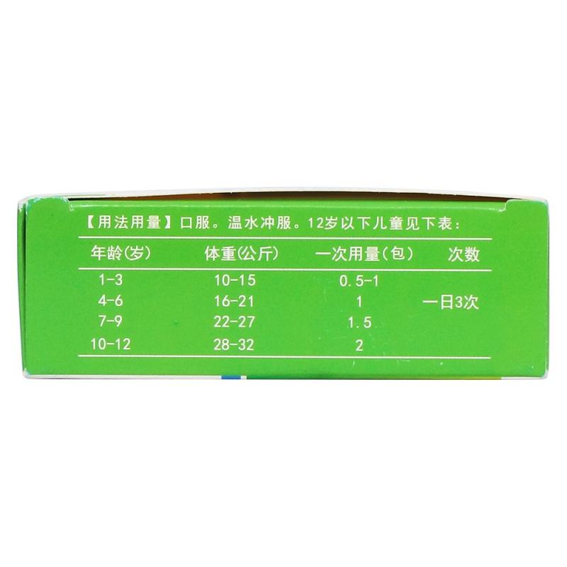 氨金黄敏颗粒(太福)