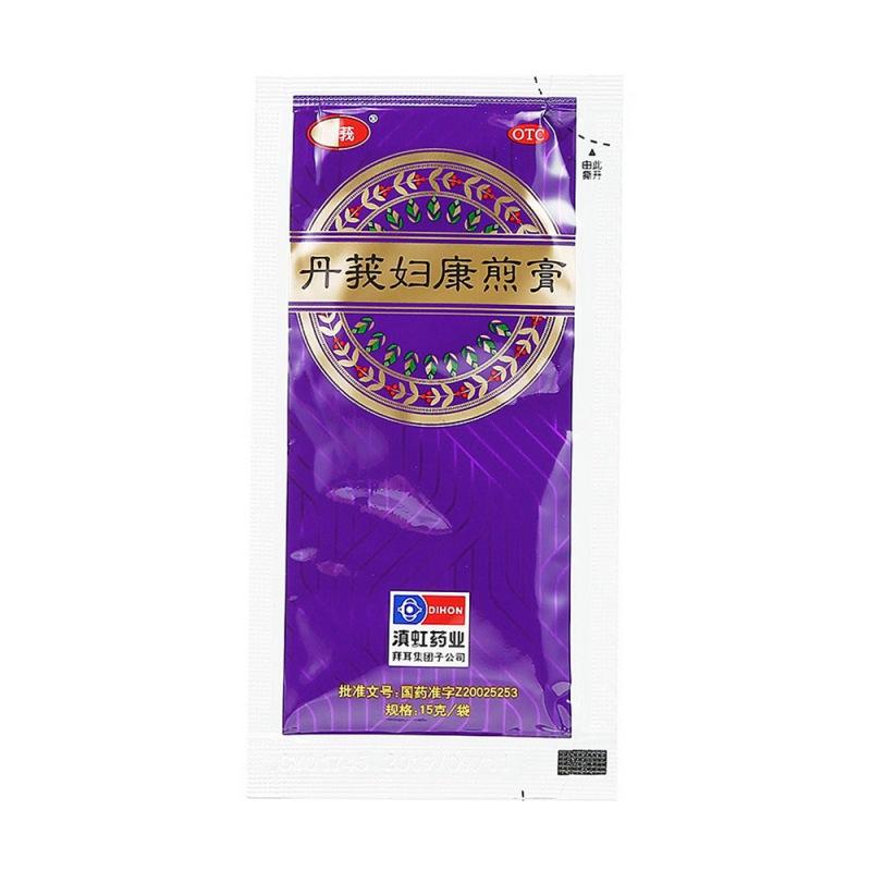 丹莪妇康煎膏(丹莪)